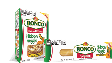 ronco hidden veggie pasta