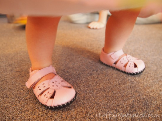 pedi ped shoes for early walkers