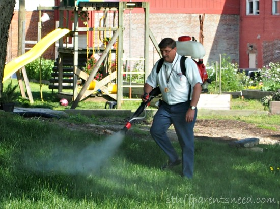 how to get rid of mosquitos with Arrow Exterminators