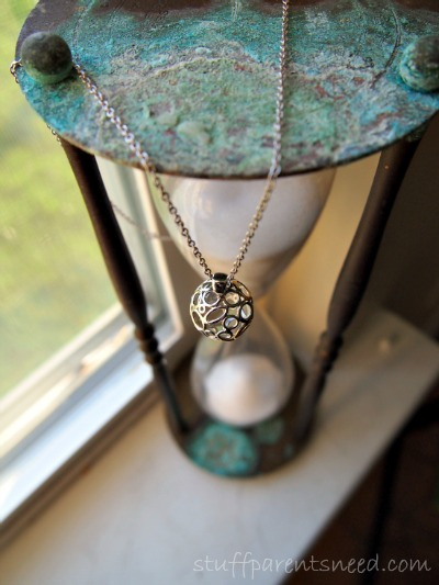 sphere of life mother's day giveaway eternity necklace