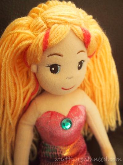 mermaid doll Sea Sparkles Marinna