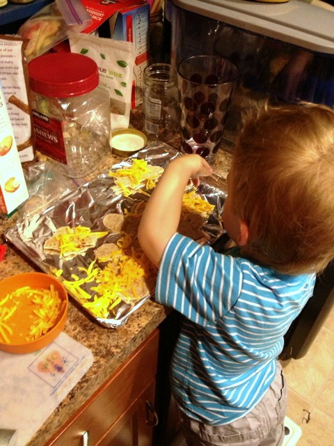 list of chores for toddlers and preschoolers