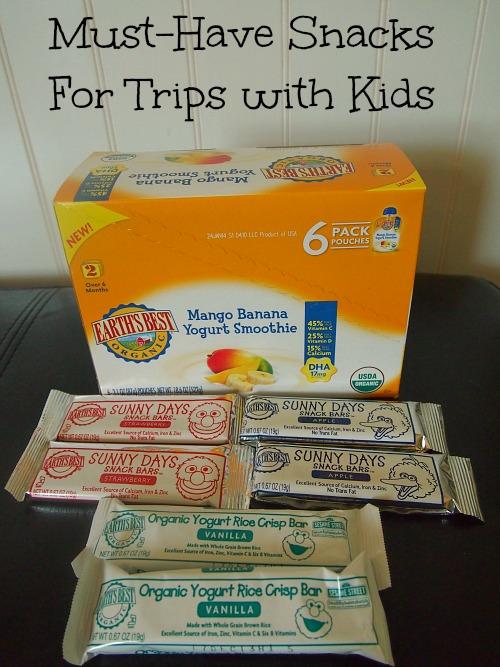 earth's best snacks for kids