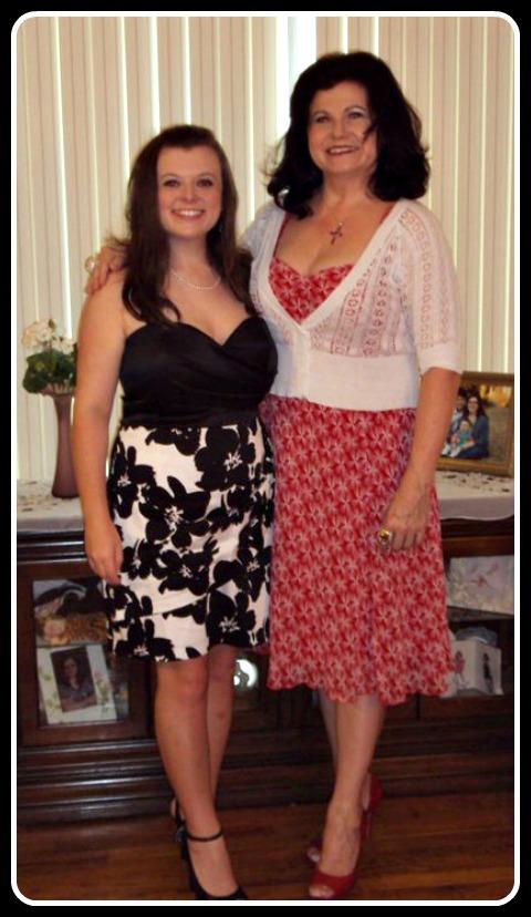 laura and mom fibromyalgia symptoms