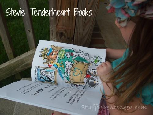 stevie tenderheart books
