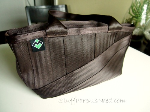 seatbelt bag from maggie bags