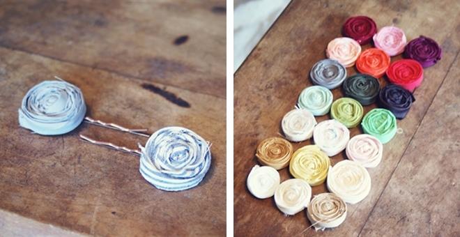 rosette pins