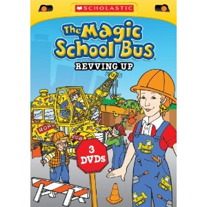 magic school bus revving up