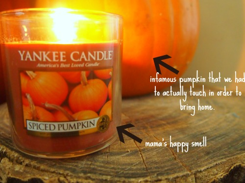 coffee mate scented candle for fall