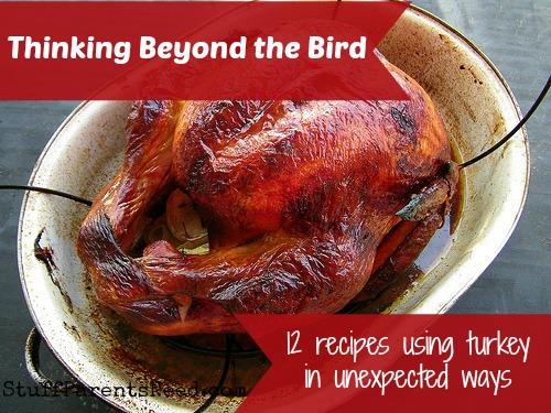 turkey recipes round up