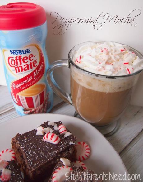coffeemate peppermint mocha #shop 3