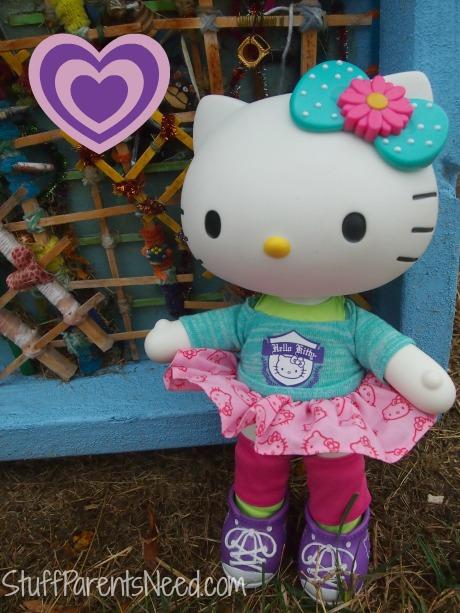 hello kitty doll 2