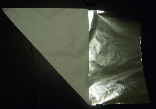 crayola pan lining paper craf 2