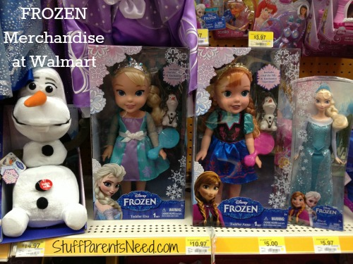 #shop #frozenfun merchandise