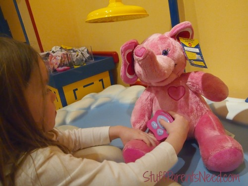 build a bear bath time
