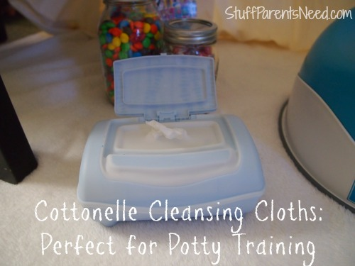 #CtnlCareRoutine cleansing cloths