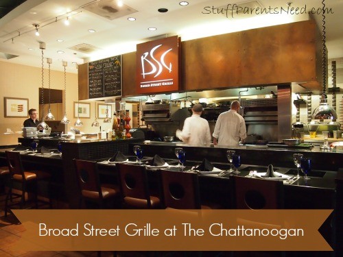 The Broad Street Grille at The Chattanoogan