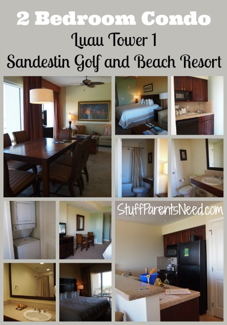 2 bedroom condo in Luau 1 at Sandestin