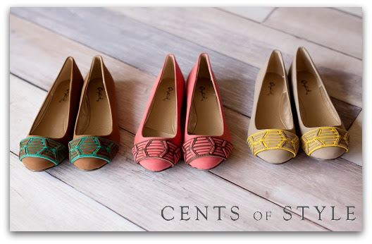 spring shoes with aztec print