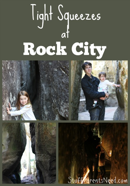 rock city small spaces