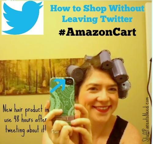 AmazonCart shopping experience