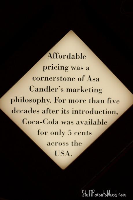 world of coca cola history