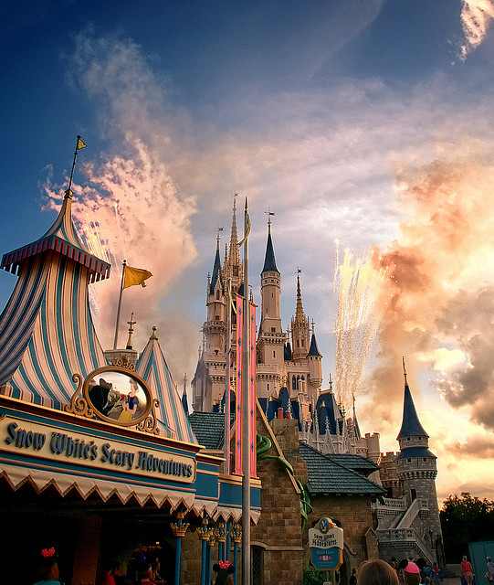 auto insurance savings disney world