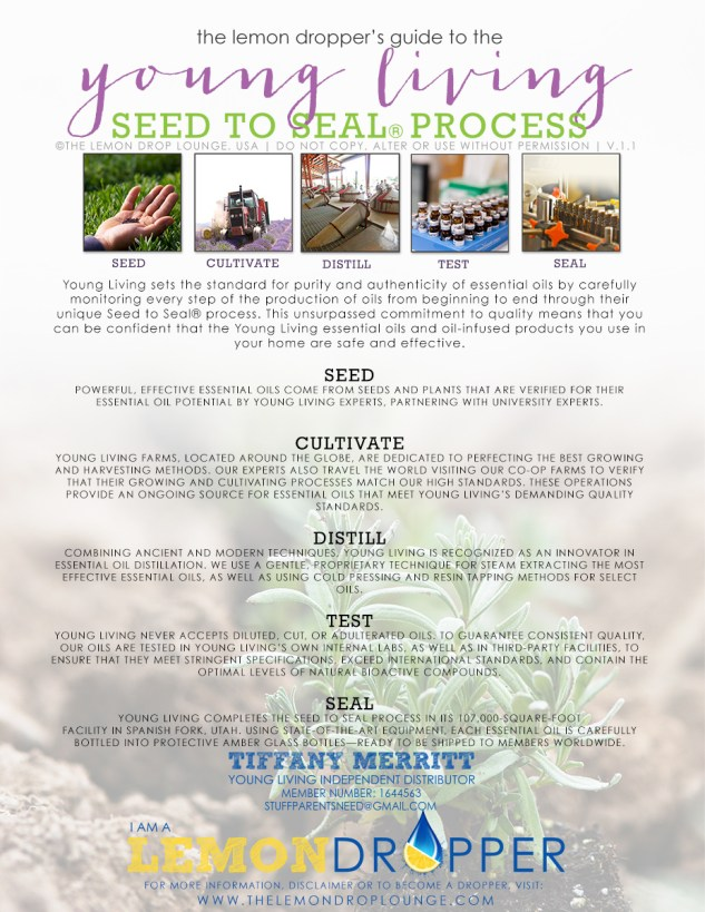 why choose young living