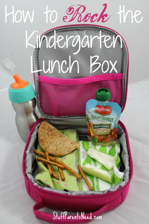 del monte fruit burst kindergarten lunch box