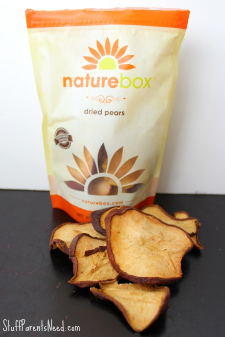 naturebox dried pears