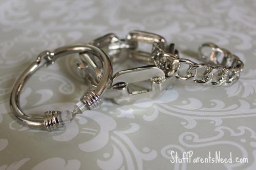 baublebar silver bojangles bracelet set