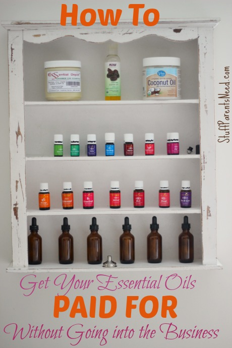 how to get free essential oils