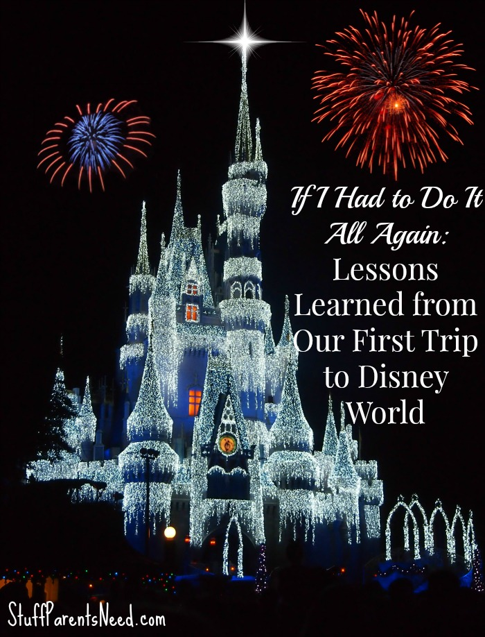 disney world vacation advice