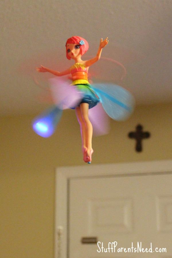 flutterbye rainbow 5