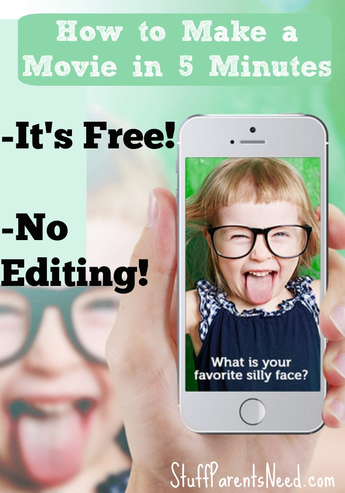 free movie maker app