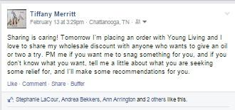 facebook monthly order