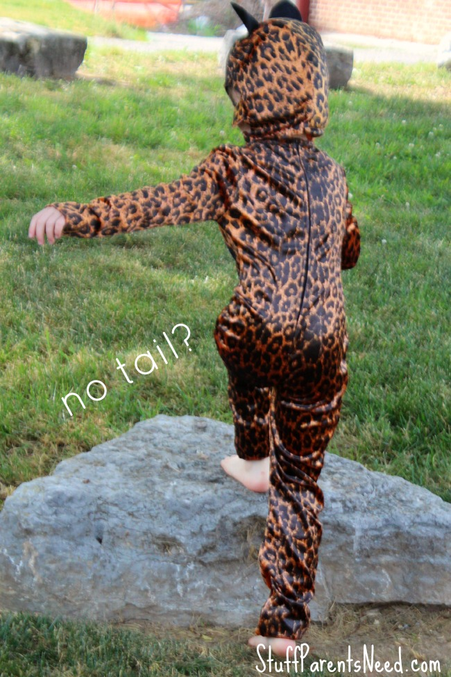 cheetah costume 2
