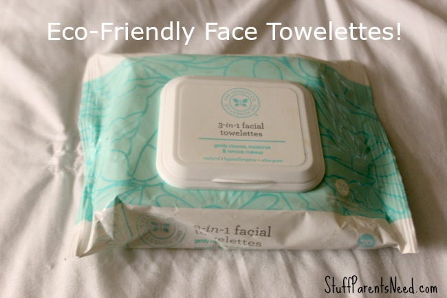 honest company 3-in-1 facial towelettes review