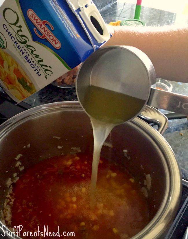 easy taco recipe broth