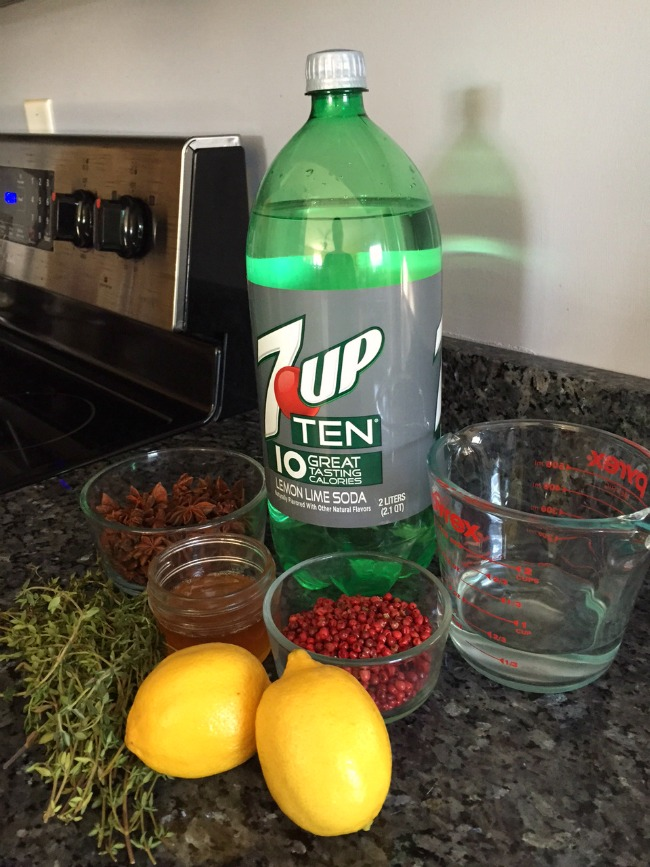 spiced holiday mocktail 6