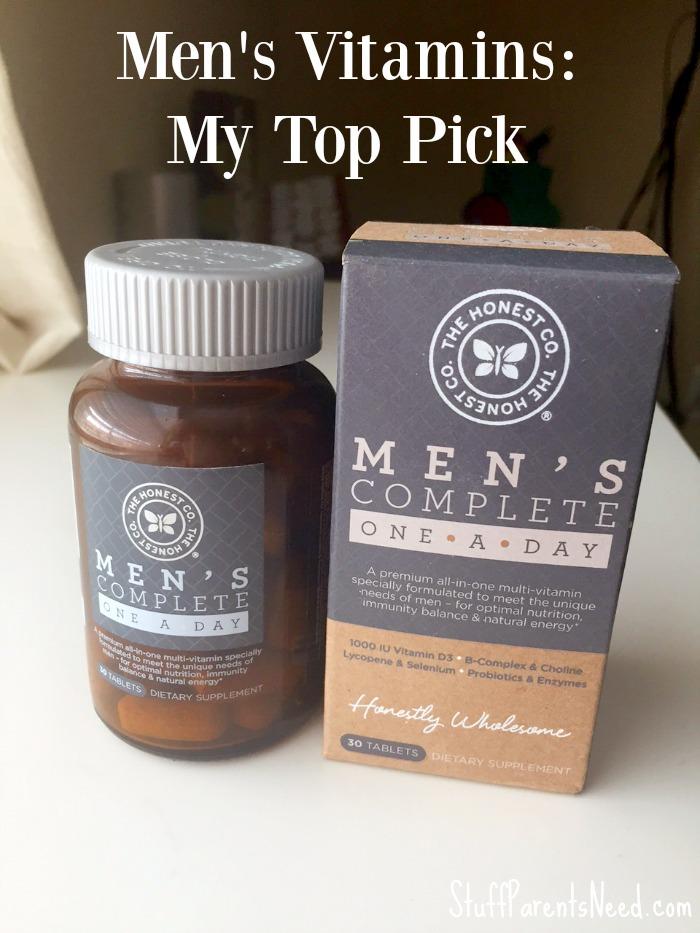 Honest Company Best Multivitamin for Men Review: An Honest Assessment