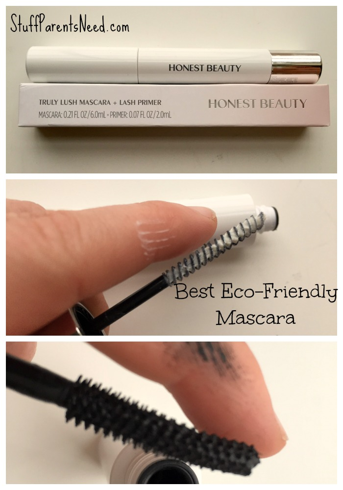 honest beauty mascara review