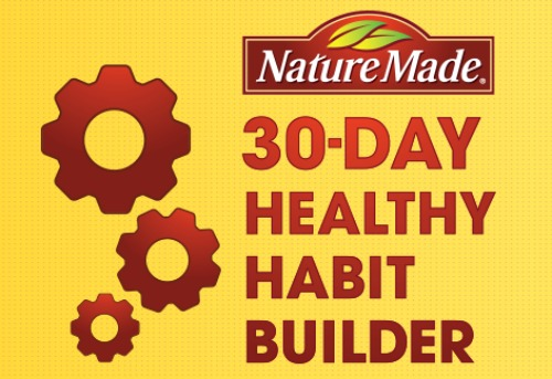 NatureMade healthy habits