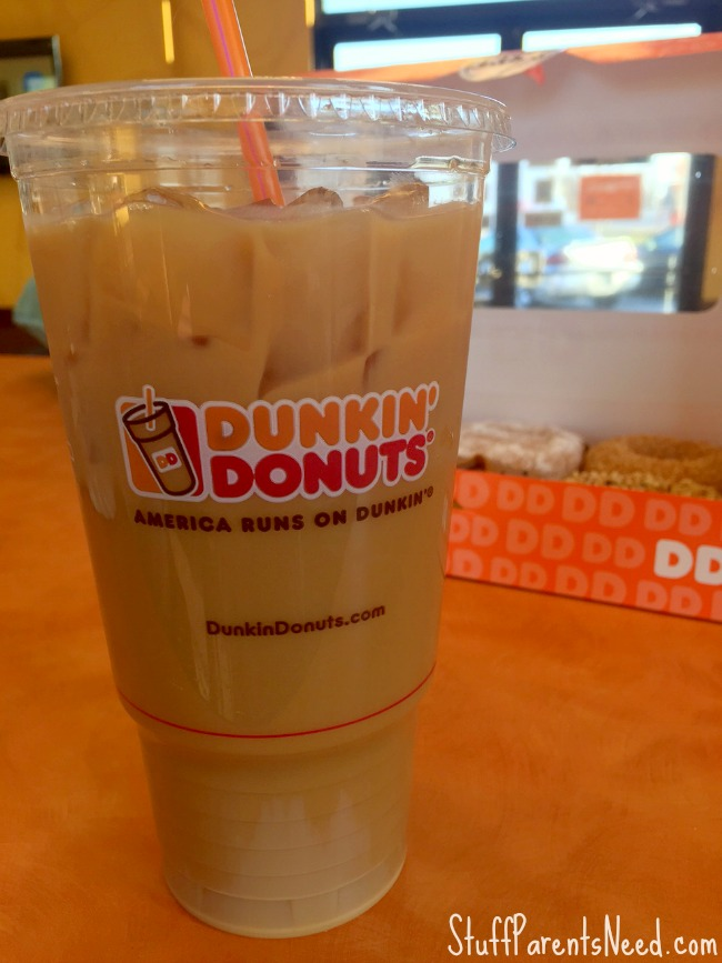 Image Result For How Many Ounces In A Large Dunkin Donuts Iced Coffee