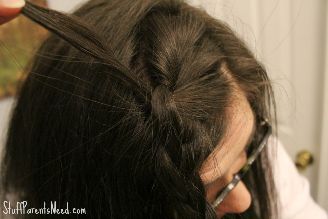 john frieda headband braid loop pull through