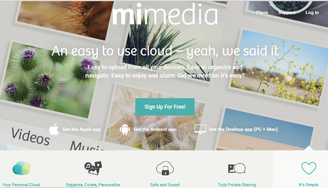 mimedia is easy