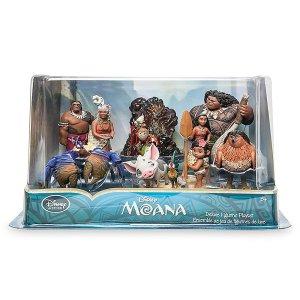 moana 10 piece figure set - Copy