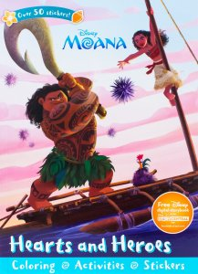 moana coloring book - Copy