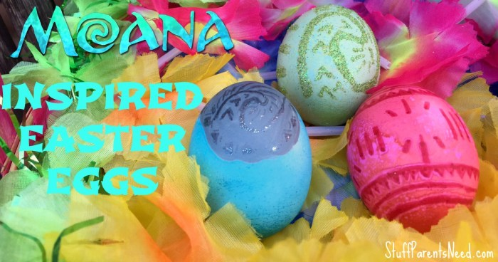 moana easter eggs facebook