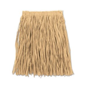 moana grass skirt
